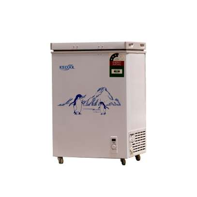 ICECOOL 109 LITRES CHEST FREEZER -BD109 image 1
