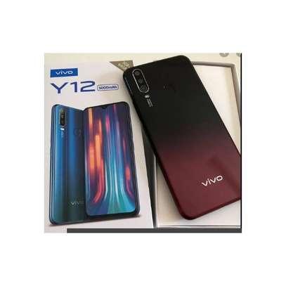 """Vivo Y12, 6.35"""", 64 GB ROM, 3 GB RAM, 13+8+2 MP Triple Camera, (Dual SIM) - Blue image 2"""
