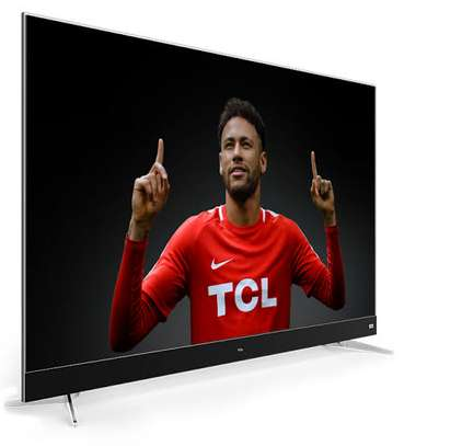 Tcl 55 Inches Qled Smart Android TV
