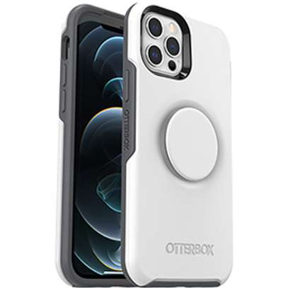 iPhone 12 and iPhone 12 Pro Otter + Pop Symmetry Series Case image 2