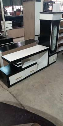 Nice tv stand which can fit any TV size image 2