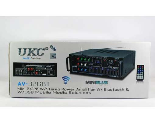 UKC Stereo Power Amplifier PA-326BT image 2