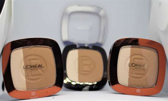 Loreal Glam Bronze Duo Powder 101 image 1