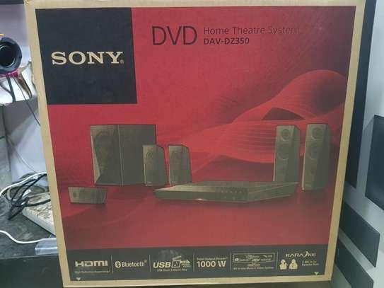 Sony DVD Home Theater System DAV-DZ350 image 1