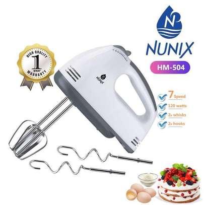 Nunix Portable Hand Mixer image 2