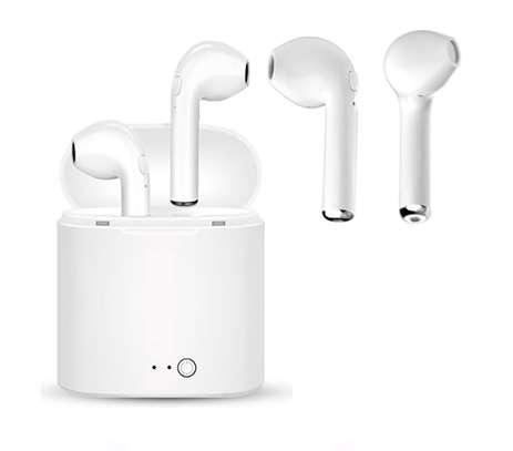 I7 TWS Wireless Bluetooth Earbuds image 1
