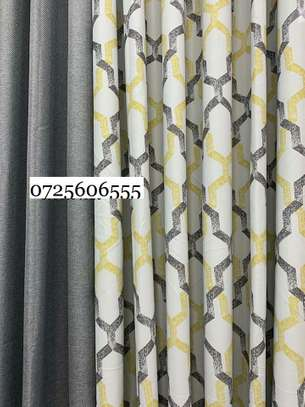 2 SIDED HEAVY FABRIC CURTAINS image 4