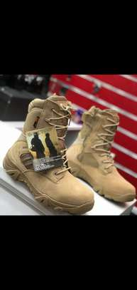 Delta military boots image 2