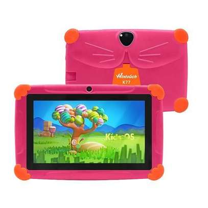 Wintouch K77 Tablet - 7 Inch, 4GB, 512MB RAM, WiFi, Pink image 1