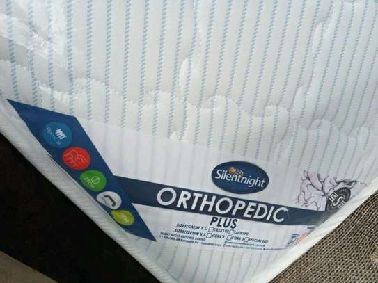 Orthopaedic Spring Mattresses 10inch Thick.