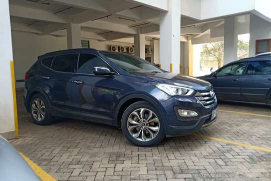 Hyundai Santa Fe 2.4 4WD image 12