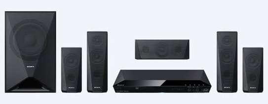 Sony Dz350 Sony home theater image 2