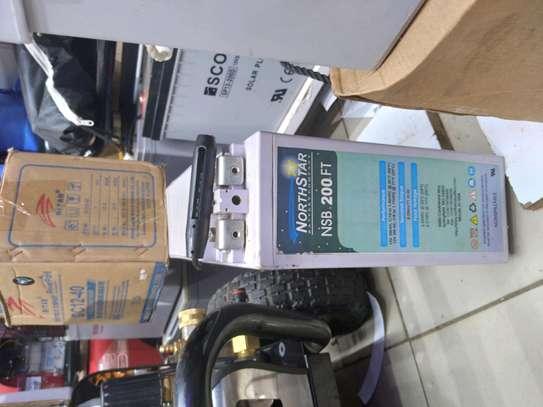 Northstar 200ah 20hours maintenance free slim gel battery image 1