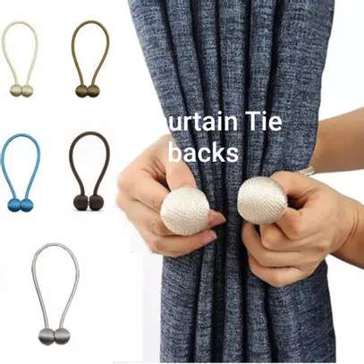 TIEBACKS FOR YOUR CURTAIN image 1