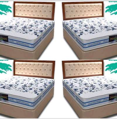All sizes Orthopaedic/Posturepaedic 10 thick Quilted brand new MATTRESS free delivery image 1