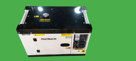 Maybach 10kva automatic diesel generator + free ATS image 1