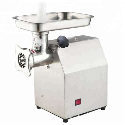 TT-M12C 120-150Kg Per Hour Stainless Steel Domestic Fish Meat Grinder image 1