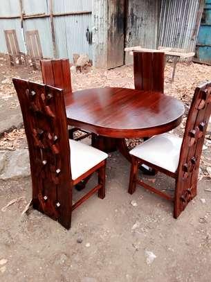 4 Seater Dinning set image 1