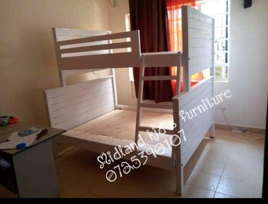 Double decker beds in Kenya / children decker / bunk bed /kids decker bed image 5