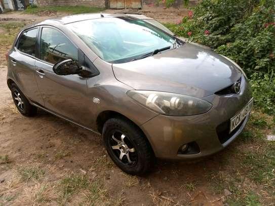 Mazda demio quick sale