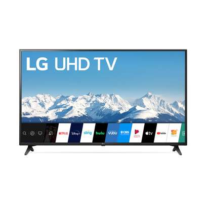 LG 50 inch UN 7340 smart 4k TV image 1