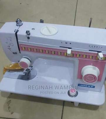 Embroidery Sewing Machine Available image 1