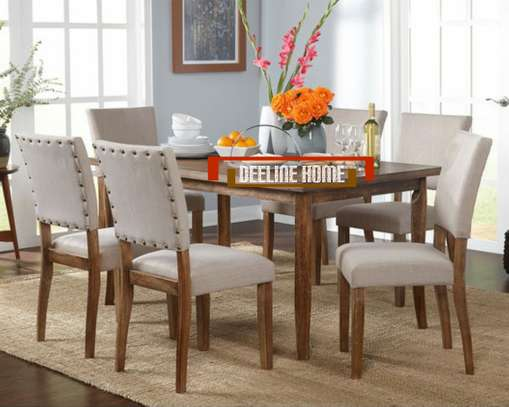 7 Piece Dining Table Set