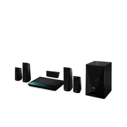 5.1-channel systemStylish Quartz designBluetooth  connectivityS-Master Digital AmplifierBRAVIA Sync image 1