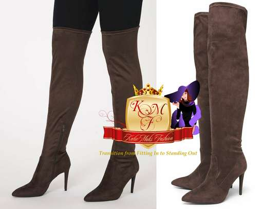 Thigh High Boots From UK. image 11