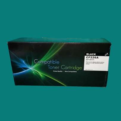 Cost-Saving Compatible® 26A Black Toner Cartridge for HP image 1