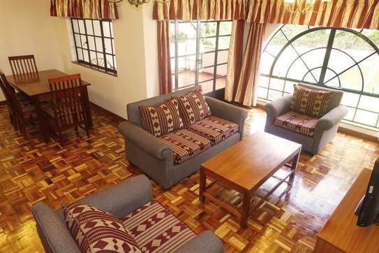 Furnished 2 bedroom apartment for rent in Valley Arcade image 1