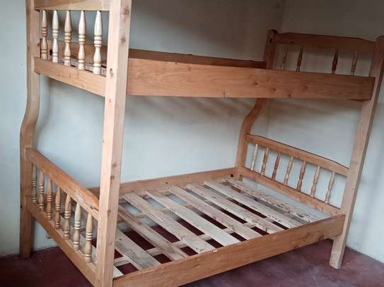 Double decker bed image 1
