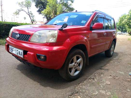 Nissan Extrail image 4