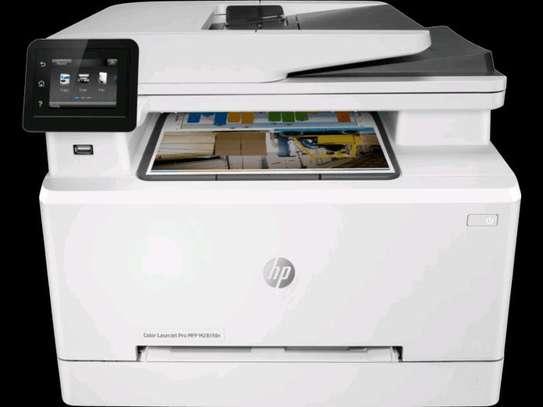 HP Color LaserJet Pro MFP M281fdn Print Copy Scan fax Wireless Printer image 1