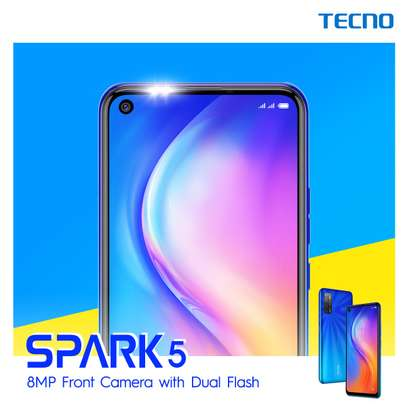 "Tecno Spark 5, 6.6"", 32GB + 2GB RAM (Dual SIM), 5000mAh image 1"