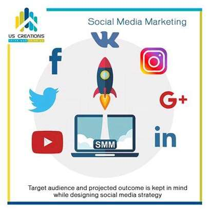 Social media marketing/management