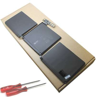 Replacement Laptop Battery for Apple MacBook Air 13 inch A1466(Mid 2012, Mid 2013, Early 2014, Early 2015, image 3