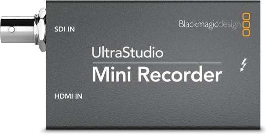 Blackmagic Design UltraStudio Mini Recorder - Thunderbolt image 3