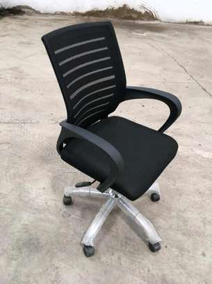 Office chairs with strong back image 1