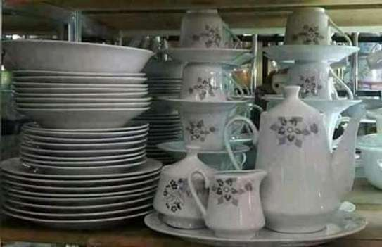 47 pieces dinner sets