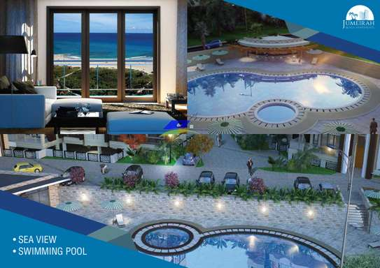 3 BEBROOM Nyali Jumeira Beach Apartments For Sale image 3