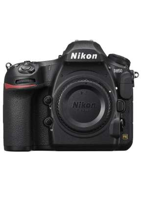 Nikon D850 DSLR Camera Body image 1