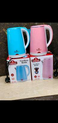 Quality electric kettles 2.3 litres image 1