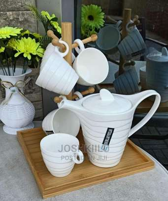 7pcs Tea/Coffe Set image 4