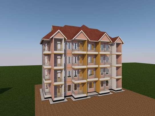 HOUSE PLANS AVAILABLE 2020- BUNGALOWS,MAISONETTES, VILLAS, FLATS image 8