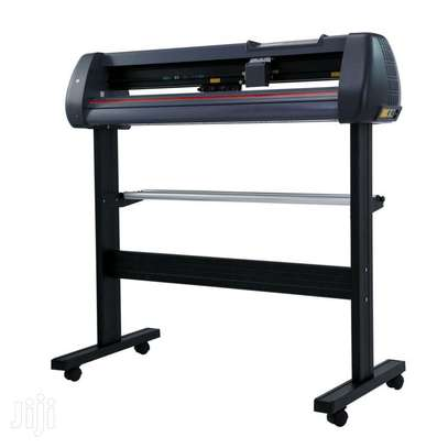 24 Inches Automatic Contour Cut Plotter With CorelDraw image 1