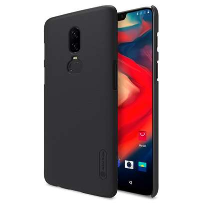 NILLKIN Super Frosted Shield Back Cover For One Plus 6 6T image 2