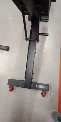 Reinforced Flat/inclined Weight bench image 3