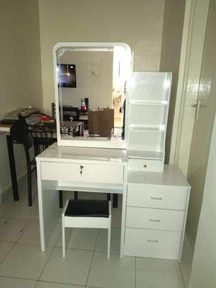 Dressing Table-White image 1