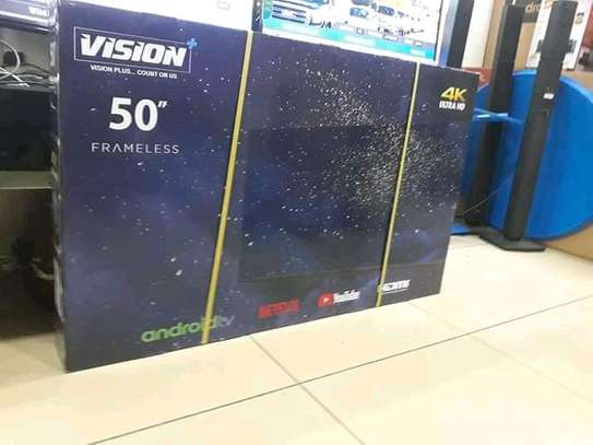 Vision 50 Inches Smart TV image 2